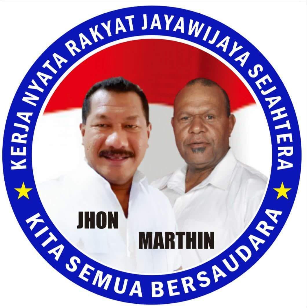 Kpu Nyatakan Jhon Marthin Pemenang Pilkada Jayawijaya Papua Today
