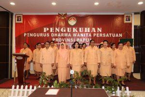 Ketua Dan Pengurus Dwp Papua Dikukuhkan Papua Today
